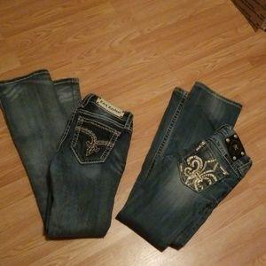 Denim - 26/27 Jean bundle